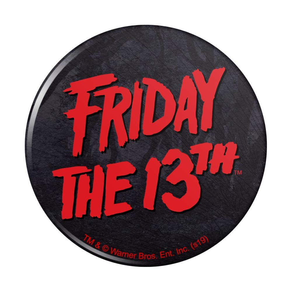 Friday the 13th Logo Challenge lowest price of Max 89% OFF Japan ☆ Compact Pocket Purse M Cosmetic Hand Makeup