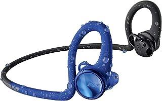 Plantronics BackBeat FIT 2100 Wireless Sweatproof and Waterproof in Ear Workout Headphones, Blue