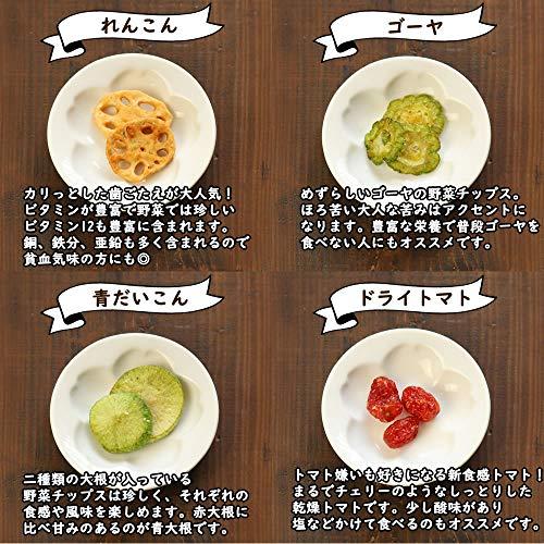 大地の生菓 15種類の野菜チップス 500g こども おやつ お菓子 駄菓子 業務用 大容量 ギフト 母の日 お土産