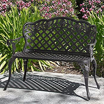 Best Choice Products Patio Garden Bench: