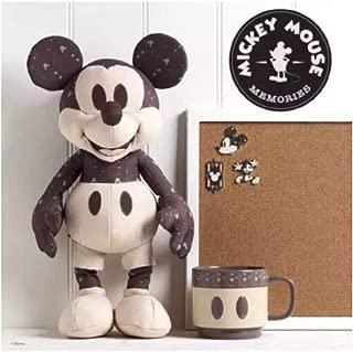 limited Disney Mickey Mouse Memories Collection Set # 11 November Edition Set of 3 Plush, pins Set, and Mug