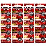 Panasonic CR2032 3 Volt Lithium...