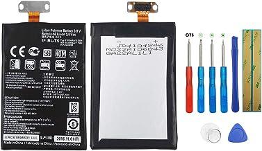 Swark BL-T5 Replacement Battery Compatible with Google Nexus 4 E960 Optimus G E975 E973 E970 F180 + Tools