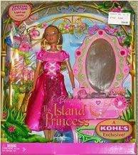 Barbie (The Island Princess) Princess Luciana & Vanity Set
