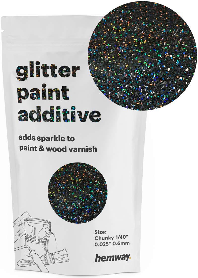 Hemway Glitter Additive Emulsion Holographic