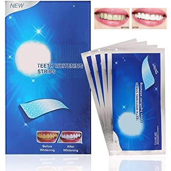 Boots Expert Fast Teeth Whitening Strips 56 Strips Amazon Co Uk