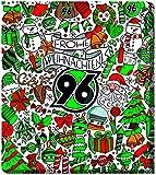 Fussball Hannover 96 Premium Adventskalender mit Poster