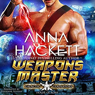 Weapons Master cover art