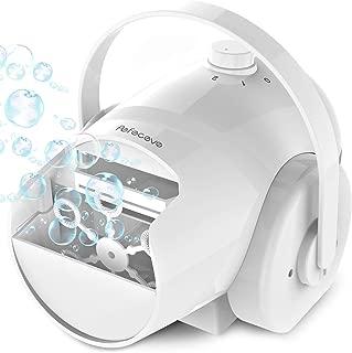 Bubble Machine Automatic Bubble Blower – Portable Bubble Maker for Kids with 2..