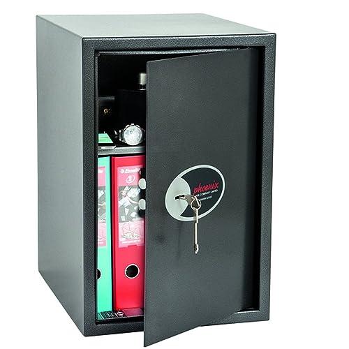 Phoenix Company Vela Home & Office ss0805K Taille 5Coffre-fort de sécurité Coffre-fort avec serrure à clé