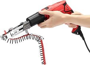 EsportsMJJ Drillpro Automático Cadena Clavo Pistola Adaptador Tornillo Pistola Para Herramienta Eléctrica De Carpintería De Taladro