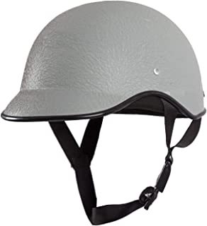 GTB MINI WRINKLE HELMET GREY FOR MEN/WOMEN