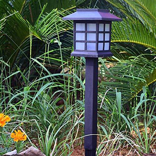 Decorative Lights Solar Powered Led Solar Light Outdoor/Bulb/Garden Sola Lamp For Garden Decoration Waterproof Solarlightings Lawn Lamp Yard Lamps 3Pcs