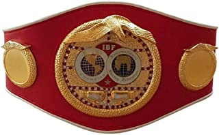 ibf boxing belt