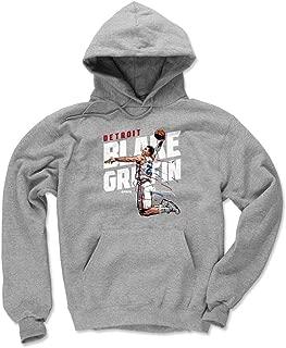 500 LEVEL Blake Griffin Detroit Basketball Hoodie - Blake Griffin Slam