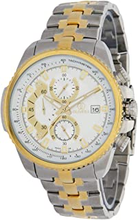 Watch by Olivera For Men, Chronograph, Stainless steel - OGS709