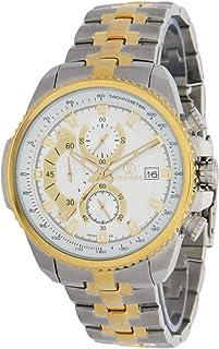 ساعة رجالية من أوليفيرا , كرونوجراف ,ستانلس ستيل -  OGS709