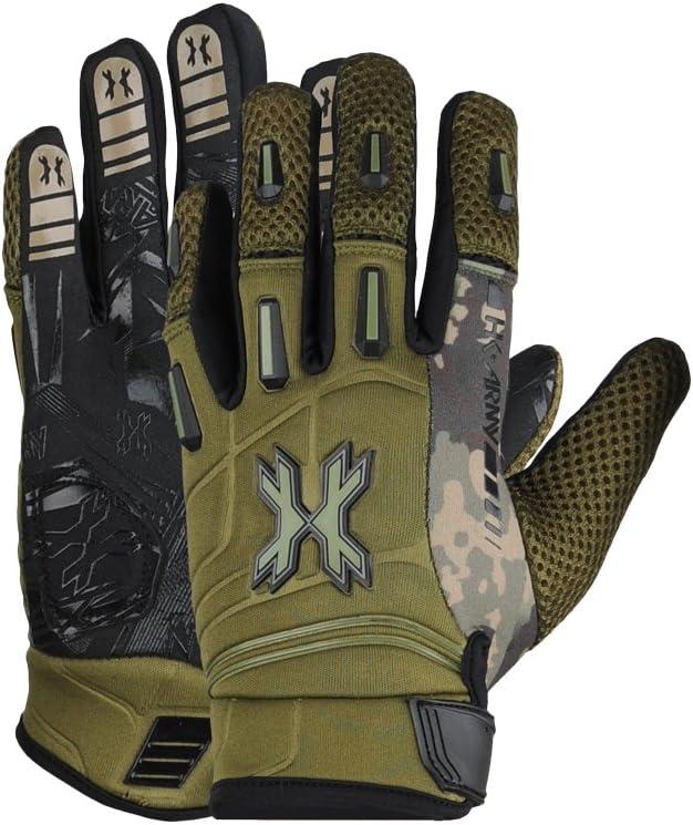 HK Army Full Finger Hardline Paintball Gloves : Sports & Outdoors