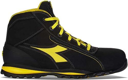 Utility Diadora - Chaussures de Travail Montantes Glove Mid S3 HRO SRA pour Homme et Femme