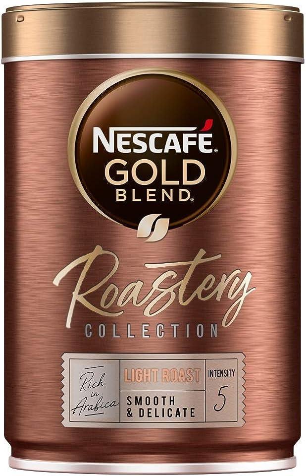 Nescafe Gold Roastery Light Roast Can, 100g