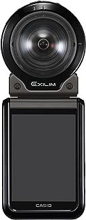 CASIO デジタルカメラ EXILIM EX-FR200BK カメラ部+モニター(コントローラー)部セット アウトドアレコーダー EXFR200 ブラック
