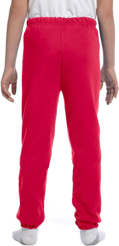 Jerzees Youth 8 oz 50//50 NuBlend Sweatpants