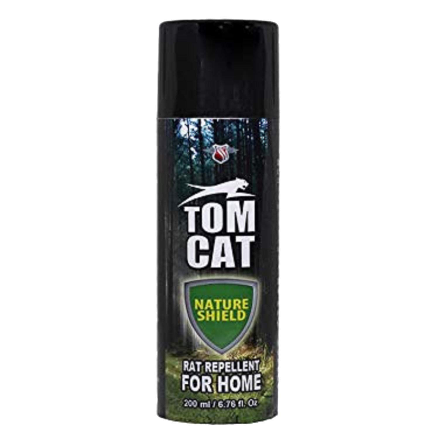 Shadow Securitronics Tom CAT No Entry Rat Repellent Spray for Home Garage Godown Highly Effective Lasts 1 Year Leak Free…