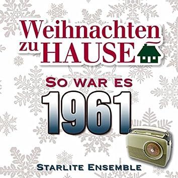 Weihnachten zu Hause: So war es 1961