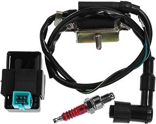Ignition Coil + CDI Box + Spark Plug for Honda XL185 XL XR 70 75 80 100 125 175 185 200 250