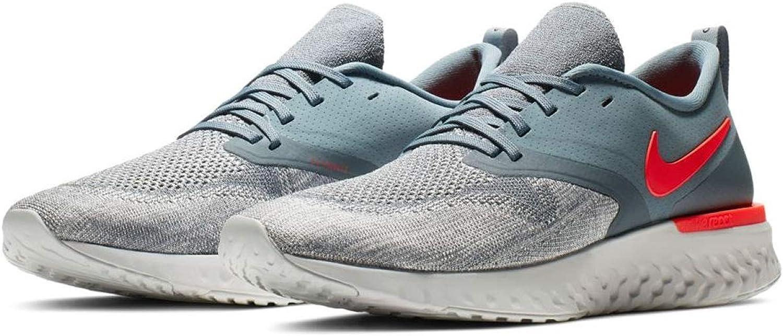 Nike herrar Odyssey Odyssey Odyssey React 2 Flystick Track & Field skor, MultiFärg (Armory blå  Bright Crimson  Vast grå 000), 9 Storbritannien  rabatter och mer