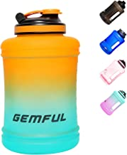 Sports Water Bottle Large 2.5 Litre BPA-Free Drinking Big Jug for Outdoor Training Bodybuilding Gym Camping and More