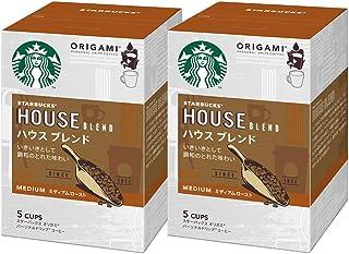 ネスレ スターバックス オリガミ パーソナルドリップコーヒー ハウスブレンド ×2箱...