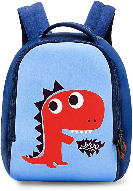 Kinder Schultasche Cartoon Dinosaurier Tragbaren Rucksack 20  13,5  25 Cm