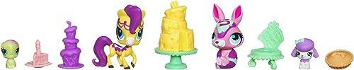 Pet Hasbro Little Pet Shop Sweet Delights Bakery Bryce Rika-chan (japan import)