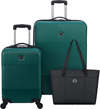 Delsey Paris 3-Piece Hardside Set