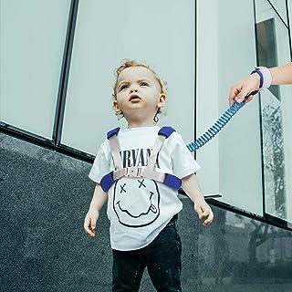 Kinder Laufleine Hellblau YOFASEN 1.2M//120cm Kinder Sicherheitsleine Anti-verloren G/ürtel Handgelenk Link Baby Kinder Leine Handgelenk