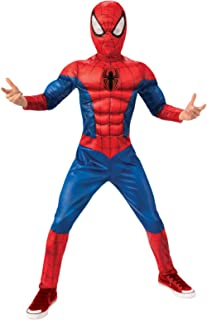 Rubie's Spider-Man Deluxe Kids Costume - Size