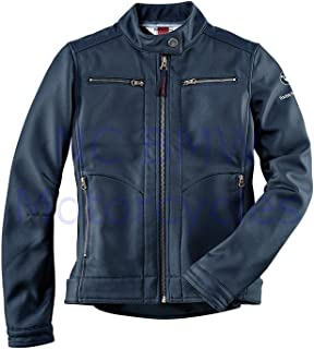 BMW Genuine Logo Softshell Women Jacket Blue M Medium