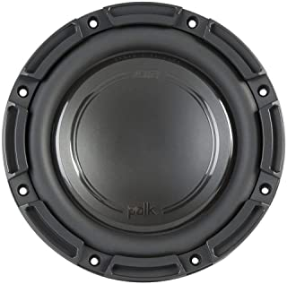 Polk Audio DB+ 8 Inch 750 Watt 4 Ohm DVC Marine, ATV & Car Subwoofer | DB842DVC