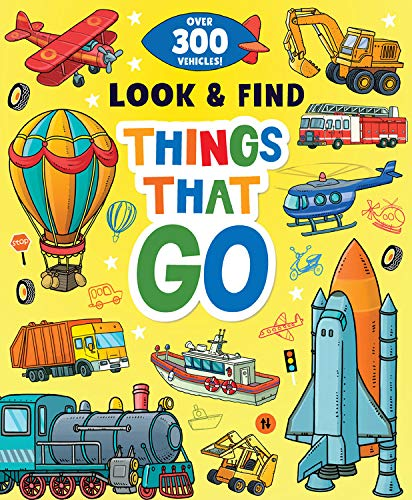 Things That Go (Look & Find)
