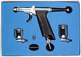 Yenny Shop SP166 Professional Trigger Air-Paint Control Gun Airbrush Perfect for Cosmetic Makeup Model/Body/Car Painting, Nail/Fine Arts, Photo Retouching, Cake Decorating, Textiles and T-Shirt