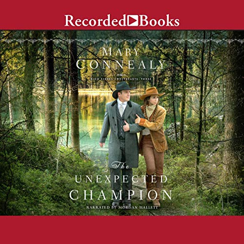 The Unexpected Champion audiobook cover art