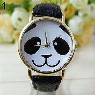Relojes elegantes para mujer adies vestido pingüinos dibujo