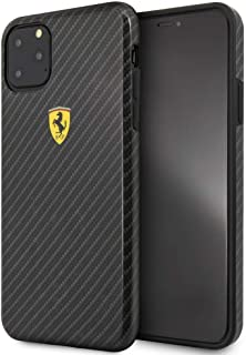 On Track Collection FESPCHCN65CBBK iPhone 11 Pro Max Case Black