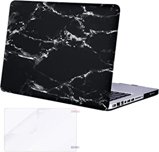 OneStop MacBook Air 13 inch Case With Screen Protector M1 A2337 A2179 A1932 2020 2019 2018 Release, Slim Plastic Dustproof...