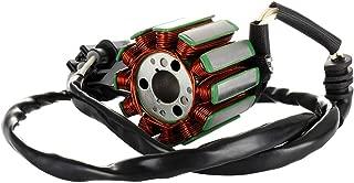 OCPTY Magneto Generator Engine Stator Coil Fits 31100-MEL-305 31120-MEL-D21 2004-2007 Honda CBR1000RR 2005 2007 Honda CBR1000RR Repsol Magneto Stator Ignition Generator