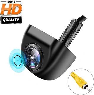 Backup Camera for Car, IP 69K Waterproof Rear View Camera 170° Super Wide Angle Vehicle Reverse Camera HD Night Vision Universal Car Camera for Truck SUV RV Van