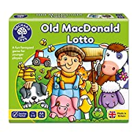 Orchard Toys Old MacDonald Lotto [並行輸入品]