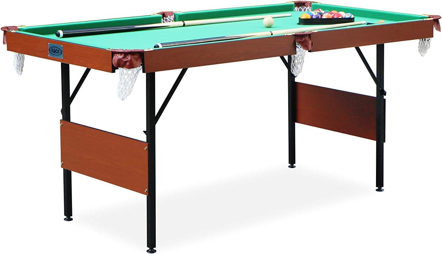 RACK Crux Fashionable Folding 55 Billiard Table Max 53% OFF Pool in