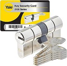 Yale YC2100 - Cilindro de cerradura de embrague, YC2100 DB 30X40 NI